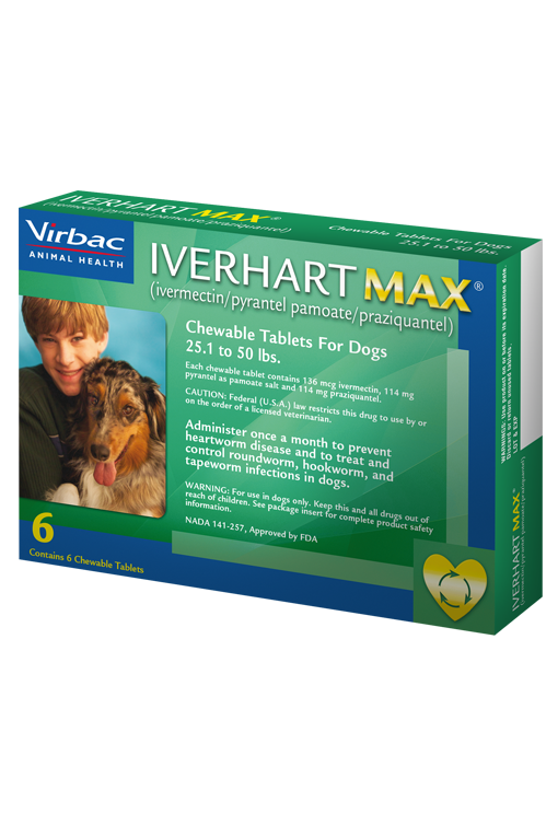 Iverhart Max For Dogs Reviews